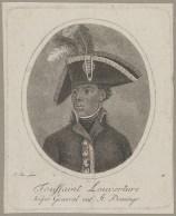 Bildnis des Toussaint Louverture Unbekannt - München, Staatliche Graphische Sammlung