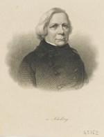 Bildnis des v. Schelling - Leipzig, Universitätsbibliothek Leipzig, Porträtstichsammlung