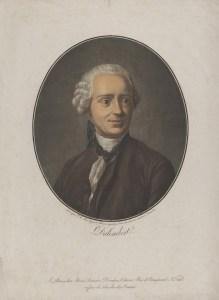 Bildnis Jean le Rond d'Alembert Pierre Michel Alix - um 1800 - Münster, LWL-Museum für Kunst und Kultur