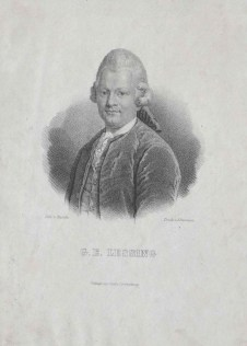 Lessing, Gotthold Ephraim Wien, Österreichische Nationalbibliothek, Bildarchiv und Grafiksammlung