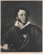 Puschkin, Alexander Sergejewitsch Wien, Österreichische Nationalbibliothek, Bildarchiv und Grafiksammlung