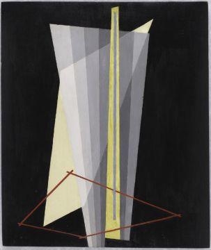 BR61.30 László Moholy-Nagy Construction Paintings