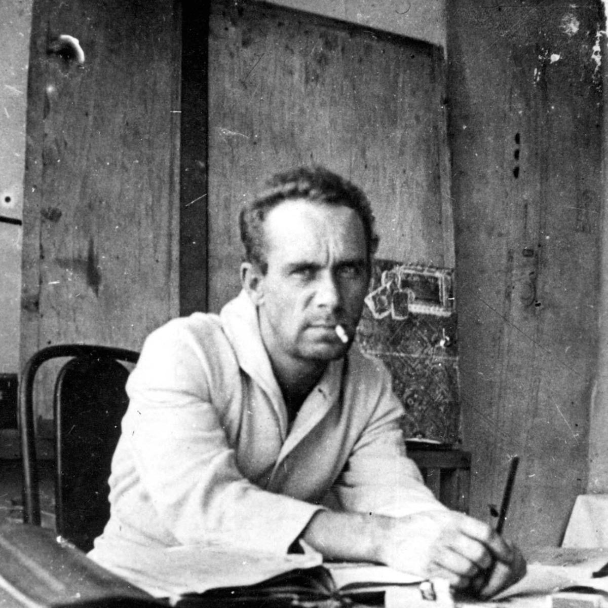 Ivan Leonidov: Artist, dreamer, poet