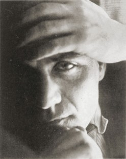 Hannes Meyer, 1928 (photo by Lotte Beese)