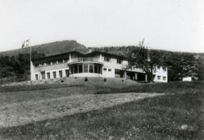 Hannes Meyer, Genossenschaftliches Kinderheim Mümliswil nach der Fertigstellung (1939)