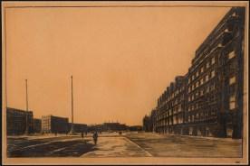 Hans Poelzig (1869-1936) Augustusplatz, Leipzig. Neugestaltung