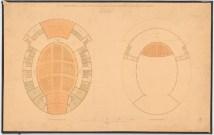 Hans Poelzig (1869-1936) Bebauung von Lehmanns Felsen, Halle_Saale (1927)c