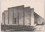 Hans Poelzig (1869-1936) Firma Gebr. Meyer, Hannover-Vinnhorst. Lagerschuppen (1923-1924)