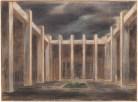 Hans Poelzig (1869-1936) Gedächtnisstätte für die Gefallenen des 1. Weltkrieges (Neue Wache), Berlin (1930)a