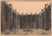Hans Poelzig (1869-1936) Gedächtnisstätte für die Gefallenen des 1. Weltkrieges (Neue Wache), Berlin (1930)b