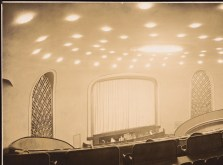 Hans Poelzig _ Heinrich Klette Deli-Lichtspiele, Breslau