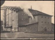 Hans Poelzig Chemische Fabrik, Luban Schwefelsäure-Fabrik, Giebelansicht e