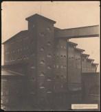 Hans Poelzig Chemische Fabrik, Luban Schwefelsäure-Fabrik, Giebelansicht f