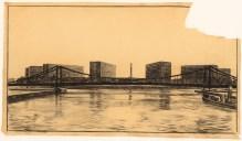 Hans Poelzig Erweiterung des Reichstags und Neugestaltung des Platzes der Republik, Berlin-Tiergarten (1929)
