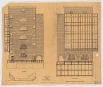 Hans Poelzig Fabrikgebäude Werdermühle, Breslau (1907-1908)d