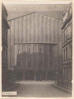 Hans Poelzig Großes Schauspielhaus, Berlin (1919)g