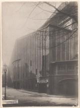 Hans Poelzig Großes Schauspielhaus, Berlin (1919)h