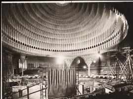 Hans Poelzig Großes Schauspielhaus, Berlin (1919)v