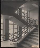 Hans Poelzig Haus des Rundfunks, Berlin-Charlottenburg Treppenaufgang
