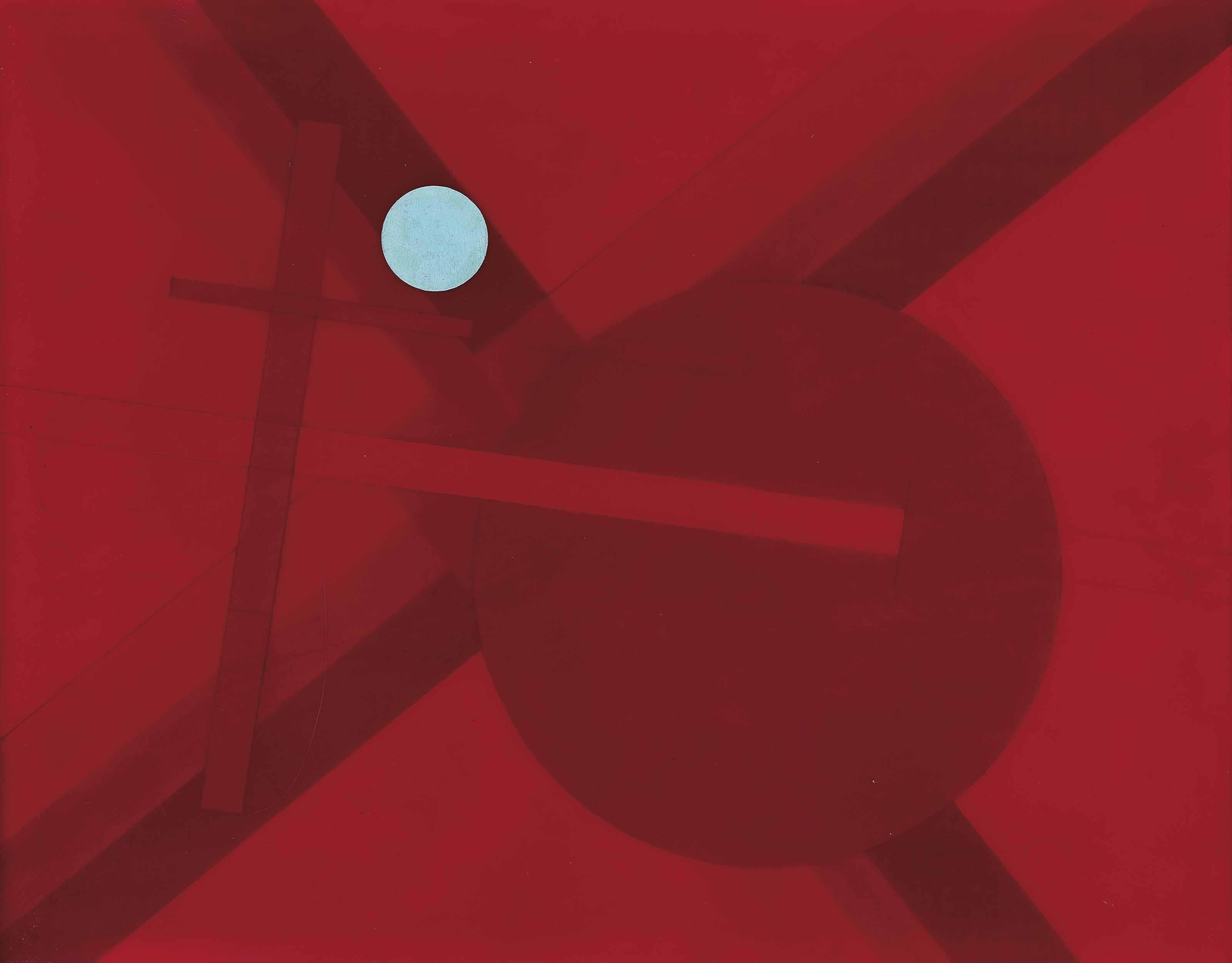 László Moholy-Nagy (1895-1946) Composition G4