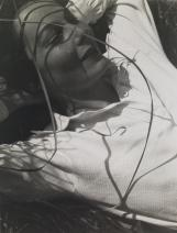 László Moholy-Nagy, American (born Austria-Hungary), 1895-1946 Title Portrait of Ellen Frank Work Type photographs Date 1929 Material gelatin silver print Measurements image- 14 5_8 in. x 11 in