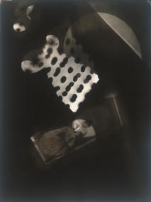 László Moholy-Nagy, American, born Hungary, Borsod, Austria-Hungary [now Bácsbarsod, Hungary], 1894-1946, Chicago, Illinois Title Untitled Work Type photograph Date 1925 Material gelatin silver print Measurements 9 7_16 in. x 7 3_16 in