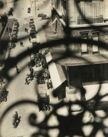 László Moholy-Nagy 'MARSEILLE, RUE CANEBIÈRE'