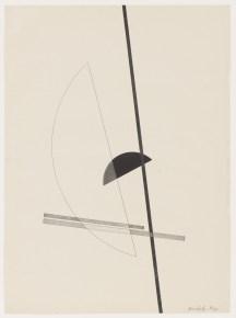 László Moholy-Nagy Untitled from Konstruktionen. Kestnermappe 6 (Constructions. Kestner Portfolio 6) 1923 b
