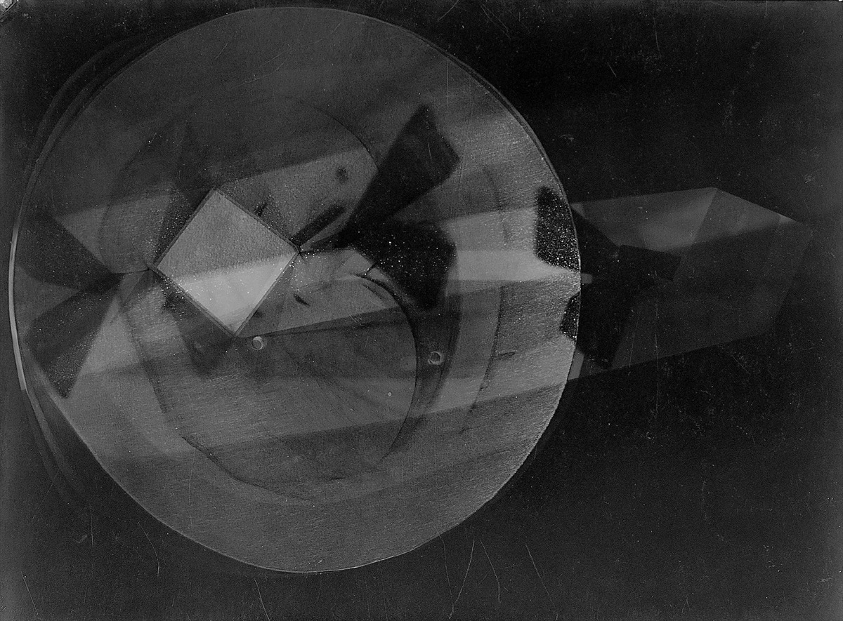 Laszlo Moholy-Nagy, Sans titre, 1925 - 1928 Reproduction of a work 4