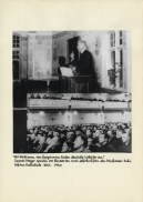 Meyer bei einem Vortrag an der Hochschule für Architektur (W.A.S.I.) in Moskau (Ende 1930)