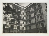 Meyer, Hannes View of an interior courtyard of the Dukstroi Apartment Building, 34 Leningradskoe Schosse, Moscow, 1930-1954