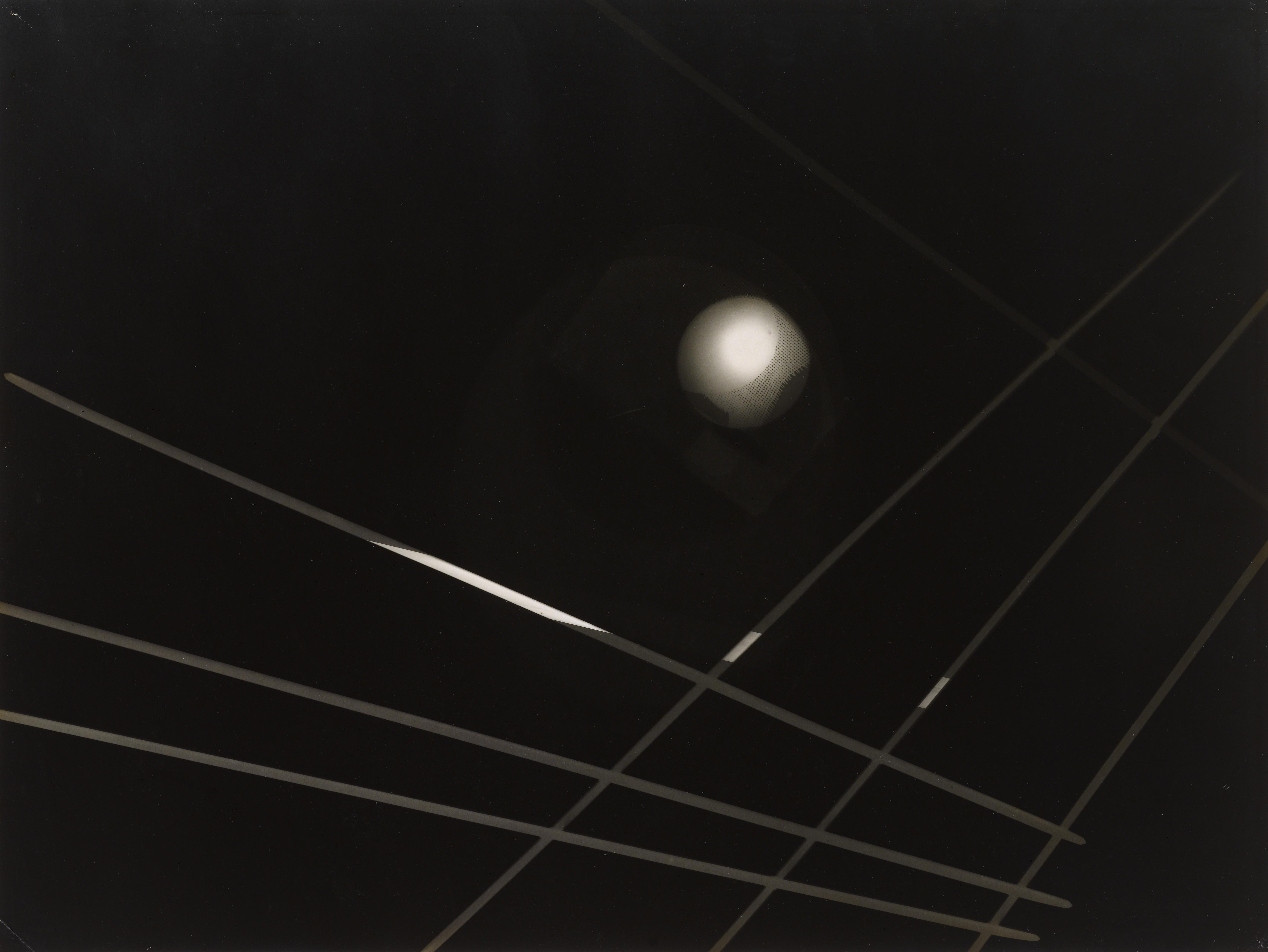 Moholy-Nagy, László (American, born Hungary, 1895-1946) Title Fotogram Work Type Photograph Date 1925 Material Gelatin silver photogram Measurements 7 x 9 5_16 in