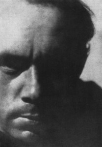 Photo portrait of Ivan Leonidov
