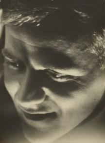 Portrait of H. Meyer Artist_Maker(s)- Lotte Beese (German, 1903 - 1988) Culture- German Date- about 1928 Medium- Gelatin silver print Dimensions- 22.7 x 16.8 cm