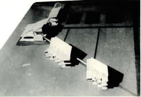 0. Ivanova. N. Ladovsky's workshop. Collective Dacha. 3rd year. Model. 1928:1929. Photo