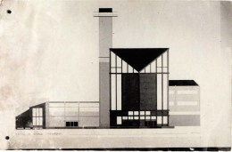 G. Vegman. Museum of Red Moscow. 1924 a