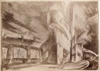 G. Vegman. Steam Locomotive Depot. 1922 b