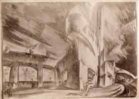 G. Vegman. Steam Locomotive Depot. 1922 b