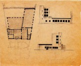 K. Knyazev. Supervisor N. Kolli. District Library and Lyceum in the Capital of the USSR. 1924 b