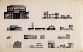N. Umansky. A. Polyakov's workshop Handicraft and Industrial Exhibition. 3rd year. 1924