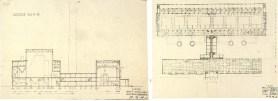 V. Alimov. Supervisors V. Vesnin and G. Orlov. Heat Plant. 1934. Photos a
