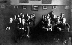 """""""Klassenbild mit Walter Benjamin""""- Die Lebenswege des Philosophen und seiner Mitschüler"""