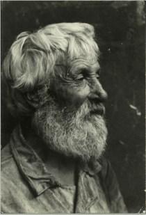 Margaret Bourke-White, Closeup portrait of old Russian peasant (Rastav, 1931)