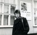 David Bowie. Moscow. 1973
