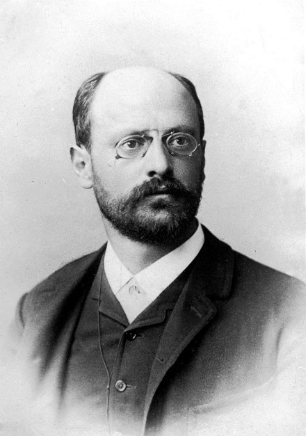 Karl Kautsky during the 1890s