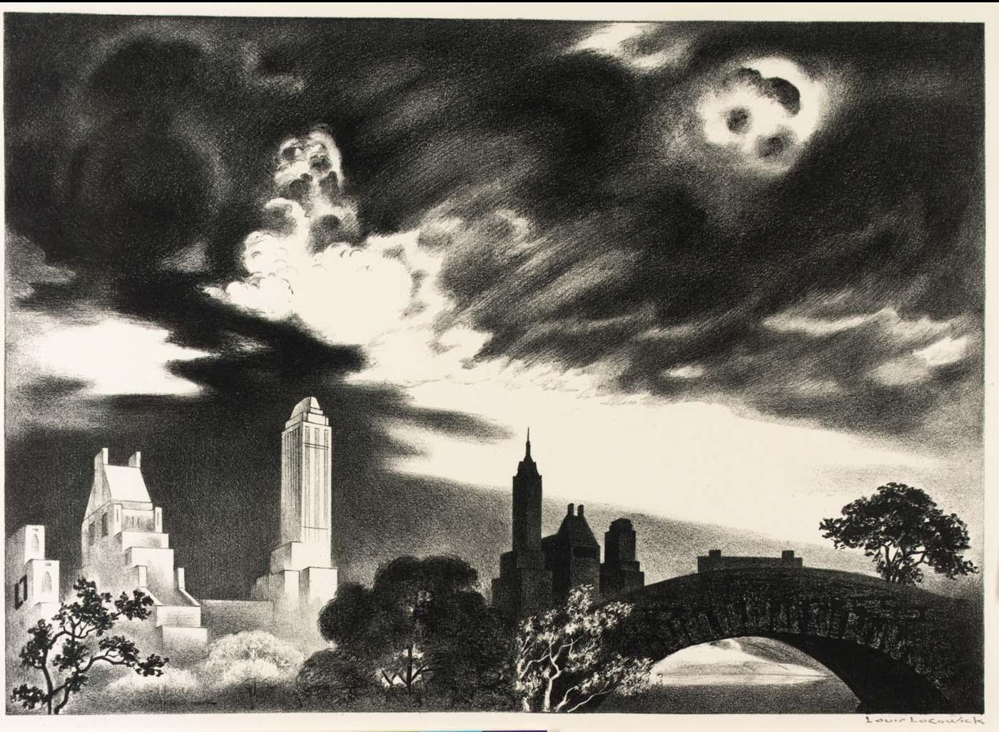 Angry Skies 1935
