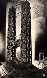 Hudson Bridge 1929