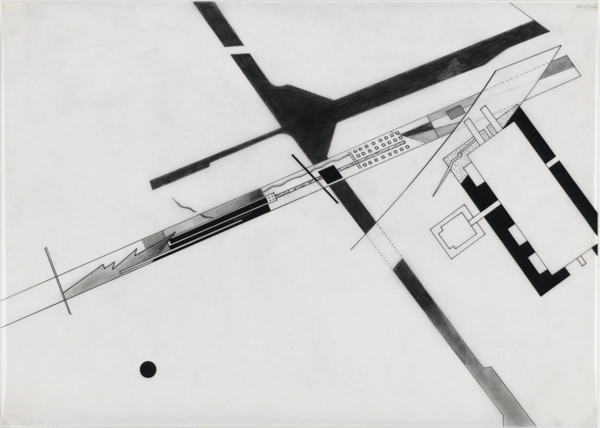 Zaha Hadid Drawing Techniques Zaha Hadid, (Ar...
