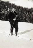 Hendrik de Man in de Haute Savoie