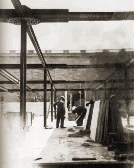 barcelona-pavilion-under-construction